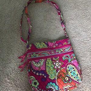 Vera Bradley bag with strap